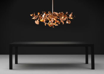 Kelp Chandelier Oval